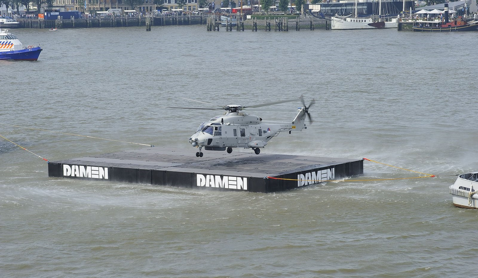 Damen Modular Pontoon 2414